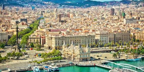 Get to know vibrant Barcelona