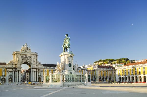 Explore beautiful Lisbon