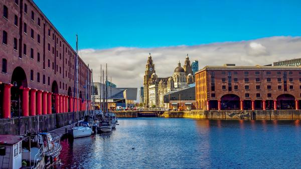 Stroll through historic Liverpool
