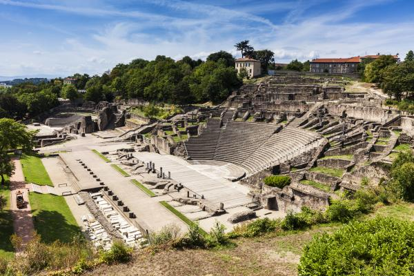 Explore Roman ruins in Southern France