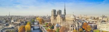 Explore the legendary city of Paris