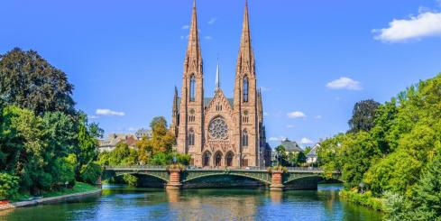 Visit beautiful and historic Strasbourg