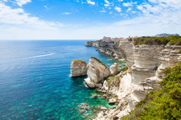 Enjoy stunning views of the Mediterranean