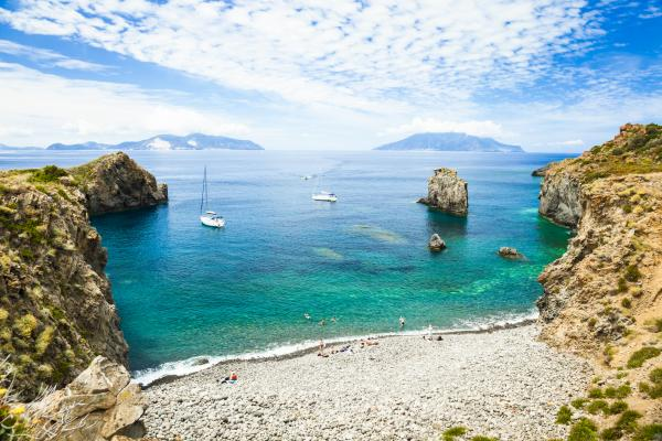 Enjoy leisure time on the beaches of Sicily