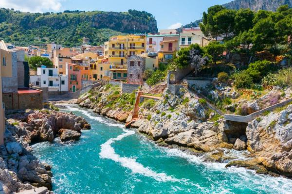 Visit charming small towns in coastal Italy