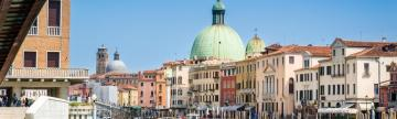 Visit the proud and ancient city of Venice