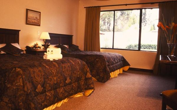 Double Room accomodations