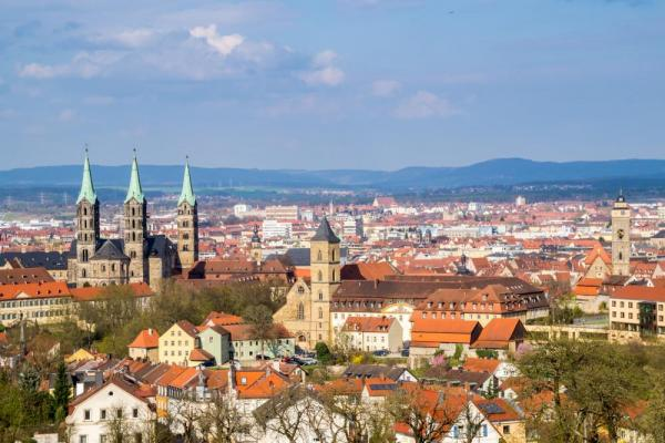 Explore historic Bamberg