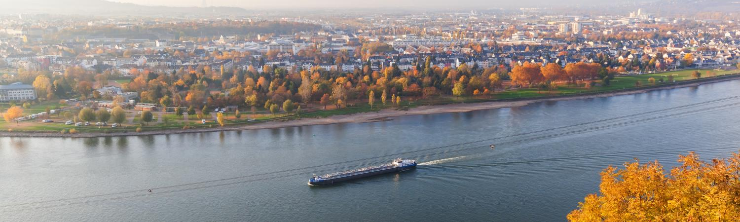 Cruise the rivers of Germany