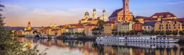 Take a quiet moment in Passau