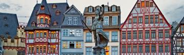 Explore the old district of Frankfurt