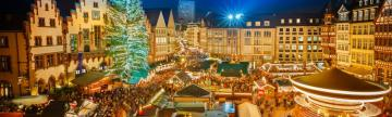 Enjoy a cozy Christmas Market in Frankfurt
