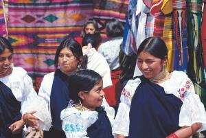 Natives of Ecuador