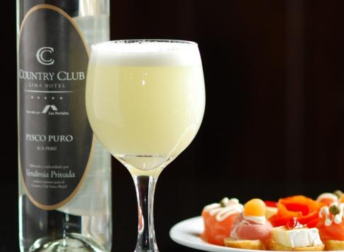 An infamous Pisco Sour
