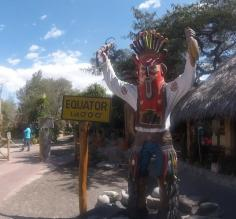 Welcome to the Equator
