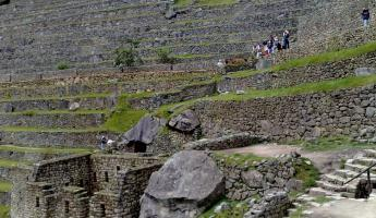 Machu Picchu.... just amazing!!!