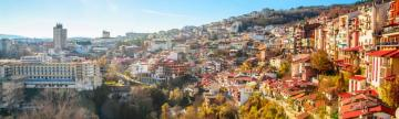 Explore the Bulgarian city of Veliko Tarnovo