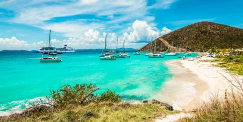 Explore beautiful Jost van Dyke