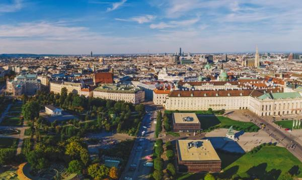 Explore beautiful Vienna