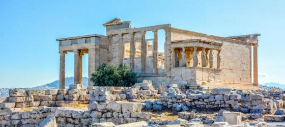 Explore the ancient Acropolis