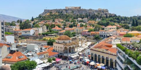 See the ancient world come alive in Athens