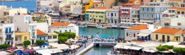 Visit the beautiful Greek island of Crete