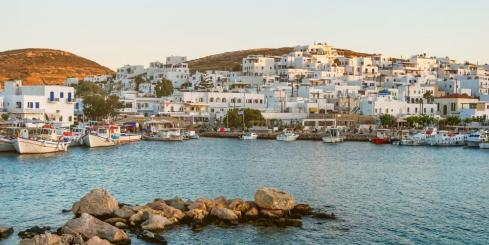 Explore beautiful Paros