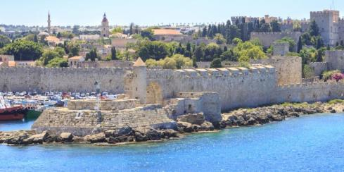 Explore historic Rhodes