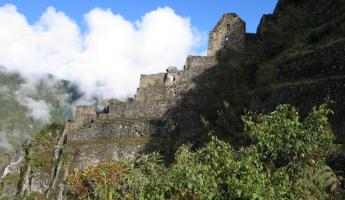 Ruins on the Waynapicchu