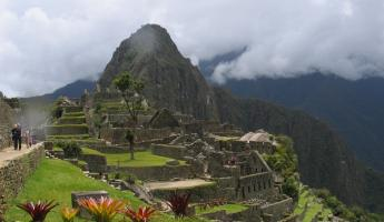 Machu Picchu: No picture compares with seen it there.