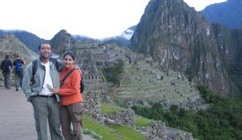 Unbelievable: We are in Machu Picchu!!