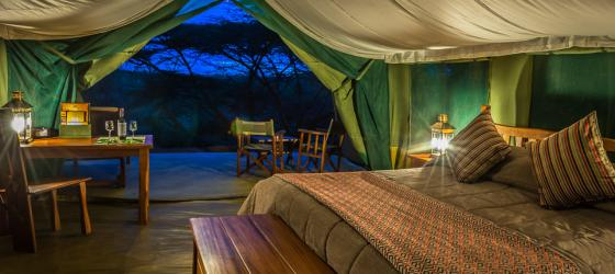 Ilkeliani Safari Camp in the Masai Mara