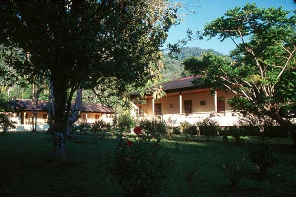 Welcome to the Amazonia Lodge