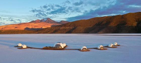 Relax on the Bolivian altiplano at Kachi Lodge