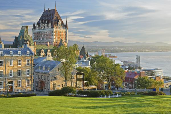 Learn about the history and unique culture of Quebec City