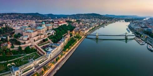 Explore Budapest from the serene Danube