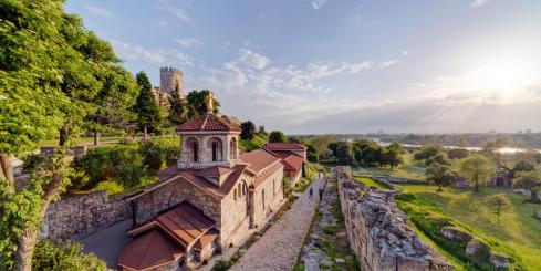 Explore the countryside surrounding Belgrade