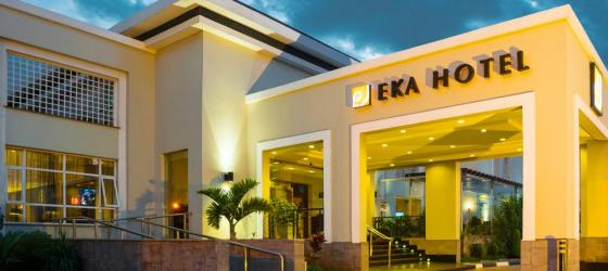 Enjoy a comfortable stay in Nairobi's Eka Hotel