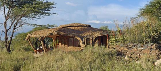 Experience wild luxury in Kenya's Lewa House