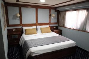 M/Y Callisto, Category P cabin