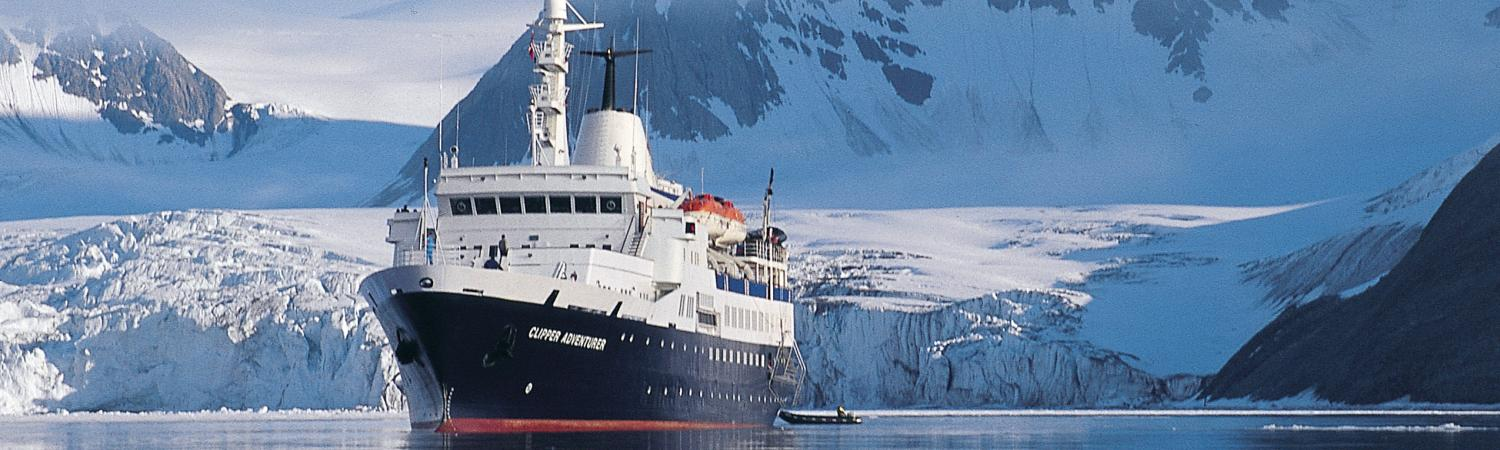 Adventurer in the Antarctic