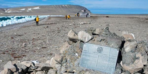 Canadian High Arctic expedition relics