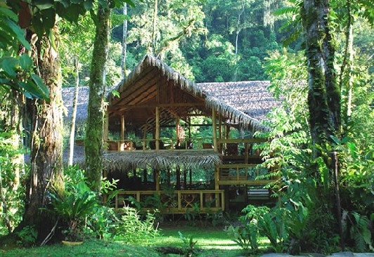 Welcome to the Pacuare Lodge