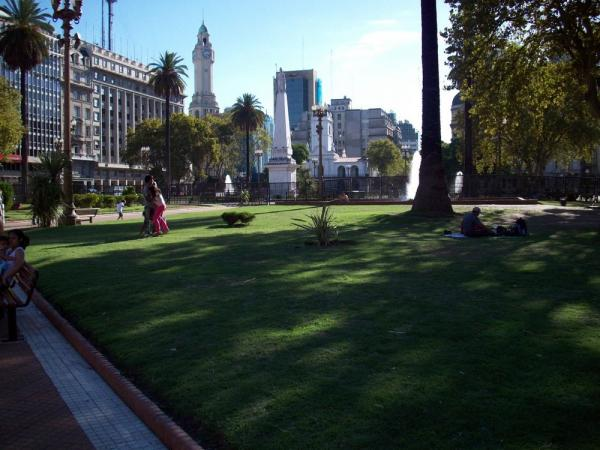 Buenos Aires Park