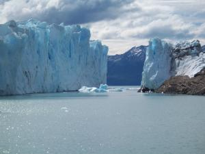 The Face of Perito Moreno Glaciar