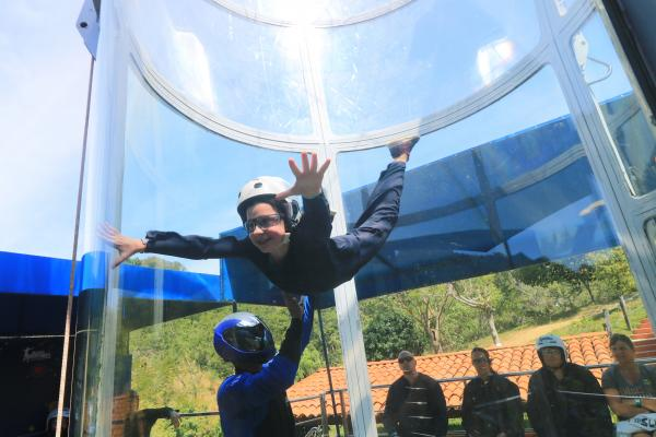 Wind Tunnel Puerto Vallarta