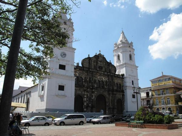 Historic architecture in Panama City