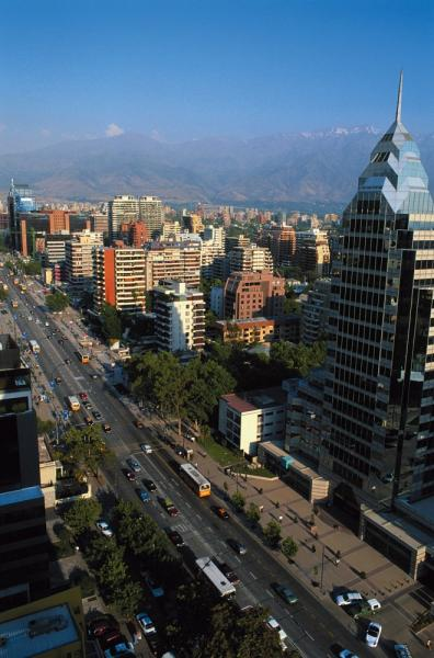 City of Santiago