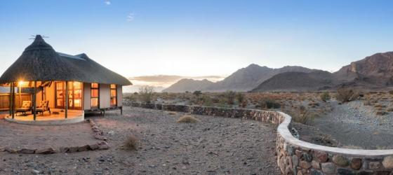 Experience luxurious desert solitude at Hoodia Desert Lodge