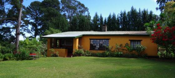 Settle into the beauty of Zomba Forest Lodge